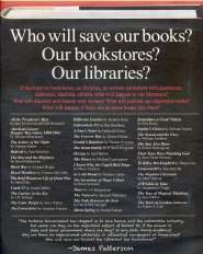 James Patterson Future of Books Ad