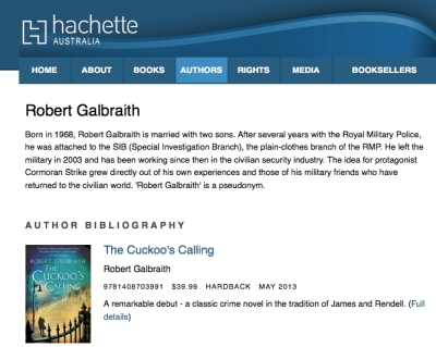 Galbraith Bio